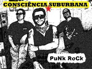 Consciência Suburbana: Punk Rock 1-2-3-4